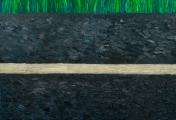 """<h5>""""Asphalt I"""", 2009, 90x130cm</h5>"""